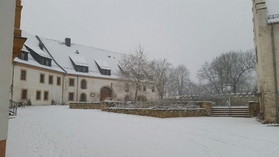 Schlosshotel Schkopau: 20141229_091953_large.jpg