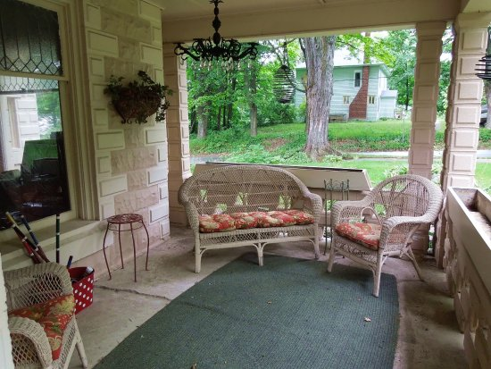 Bear Lake, MI: Wrap Around Porch