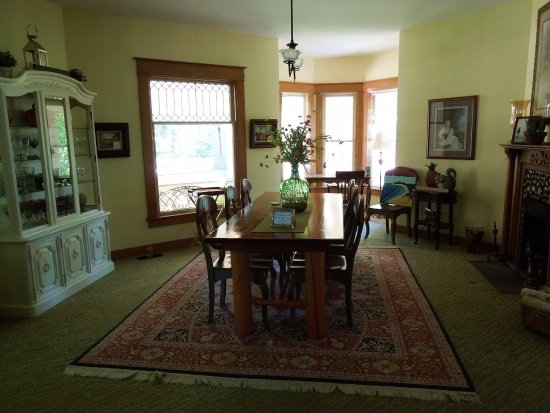 Bear Lake, MI: Dining Room