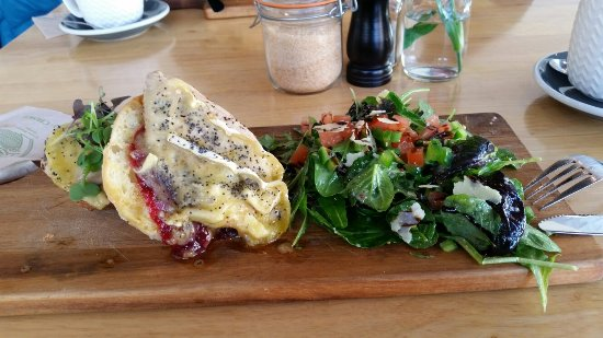 New Plymouth, New Zealand: Delicious lunch