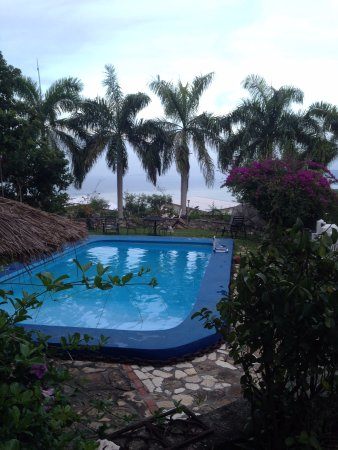 Jeremie, Haiti: Gorgeous pool, gorgeous views!