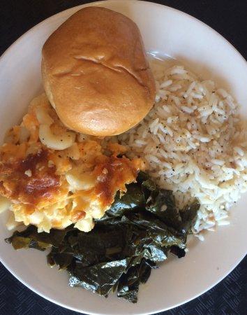 Grandma S Kitchen At Quality Inn Greenville Restaurant