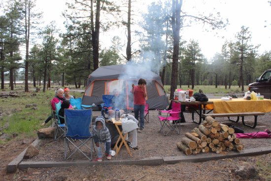 Dogtown Lake Campground: Camping at Dogtown