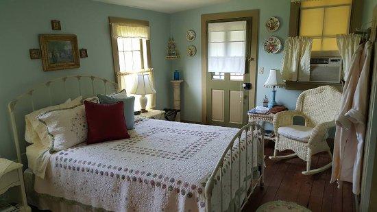 Whitehaven, แมรี่แลนด์: The Garden Room