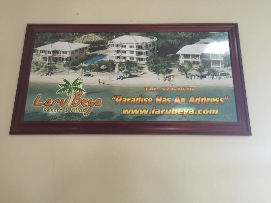 Laru Beya Resort & Villas: Picture at the airport - ask me for more info