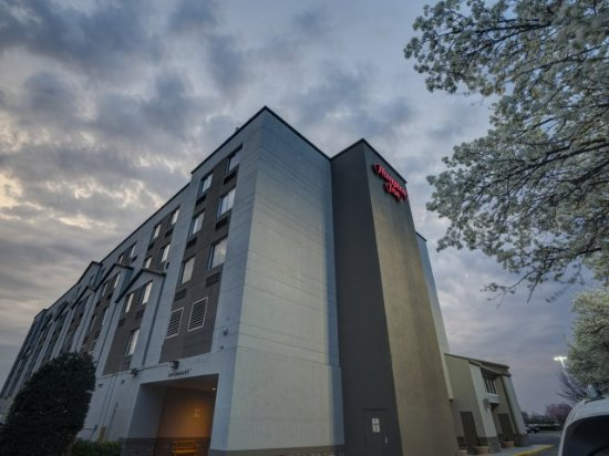Hampton Inn Baltimore / Glen Burnie: Our Hotel