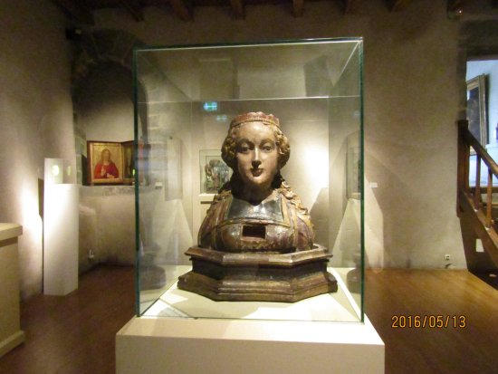 Musee Chateau d'Annecy: 展示物