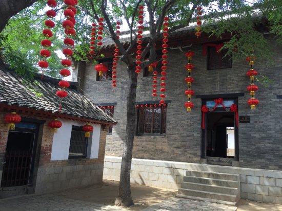 Qixia, จีน: 牟氏莊園-宅院