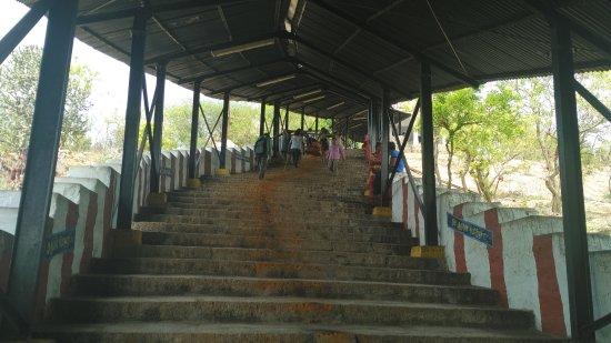 Sholinghur, Inde : Path
