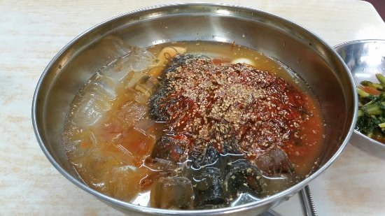 Original Grandma Cold Buckwheat Noodles
