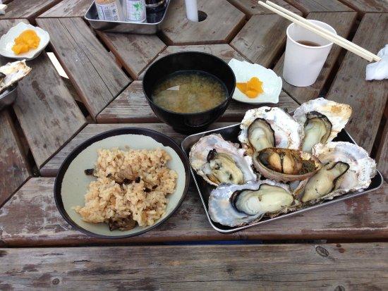 Matsushima Fish Market