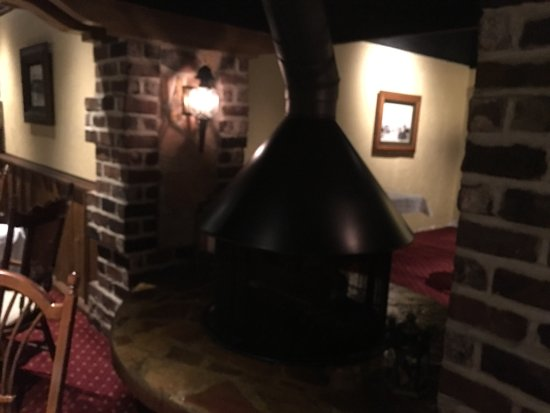 Red Wing, MN: Great cellar bistro,