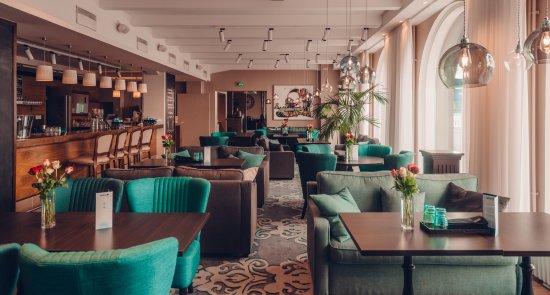 Radisson Blu Aleksanteri: Aleksanteri Lounge