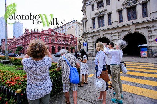 Colombo City Walks
