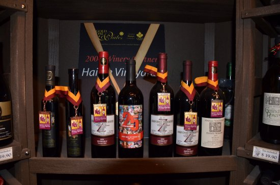 Hainle Vineyards and Deep Creek Wine Estate
