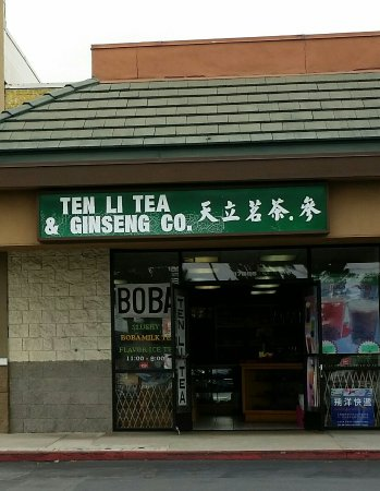 Photo of Restaurant Ten Li Tea & Ginseng Company at 17086 Magnolia St, Fountain Valley, CA 92708, United States