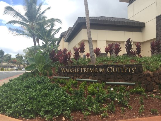 Waikele Premium Outlets : photo0.jpg
