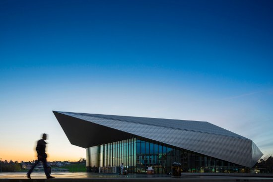 SwissTech Convention Center