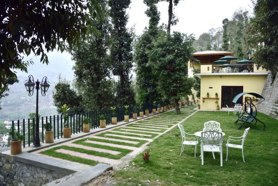Fern Hillside Resort Bhimtal