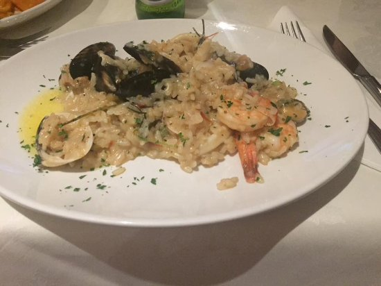 Sunninghill, UK: Seafood Rissotto