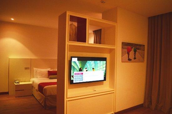 Hawthorn Suites by Wyndham, JBR Dubai : Номер