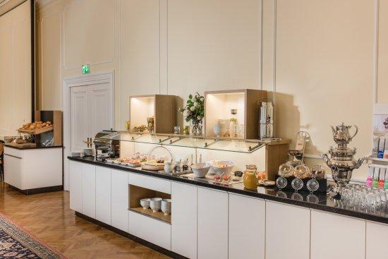 Hotel Kaiserhof: Frühstück