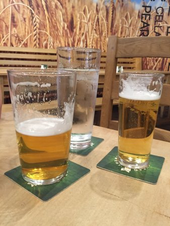Staveley, UK: Pale Ale