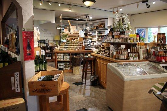 Iizuna-machi, Japón: 食品店内1