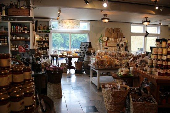 Iizuna-machi, Japón: 食品店内2