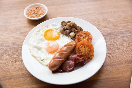 Royal Saigon: Breakfast available