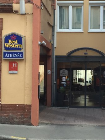BEST WESTERN Hotel Athenee: photo1.jpg