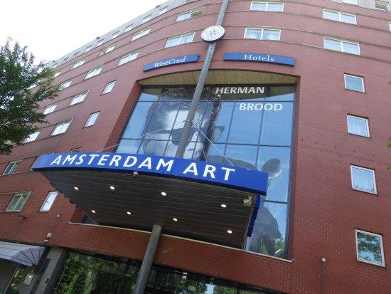 Zdjęcie WestCord Art Hotel Amsterdam