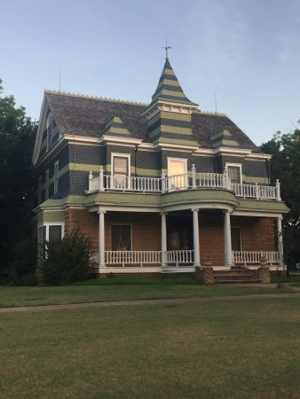 Hominy, OK: Fred Drummond Home