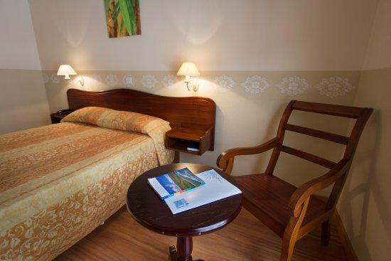 Hotel Austral : Chambre