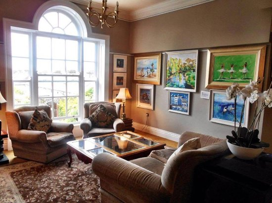Hayfield Manor Hotel : Our new Art Gallery on our 2nd floor landing