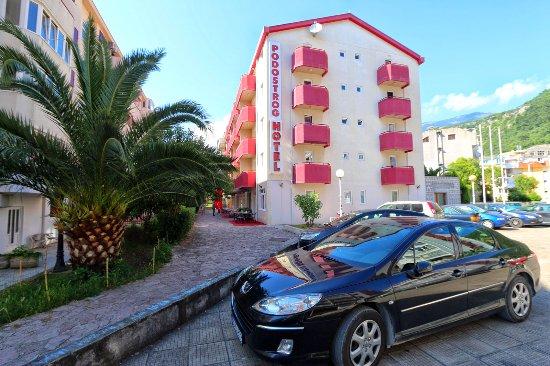 Hotel Podostrog