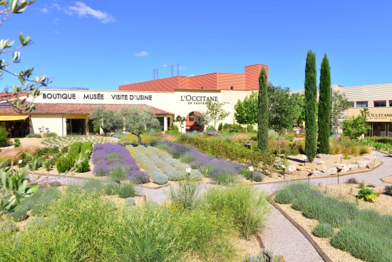 L'Occitane en Provence – Site de production