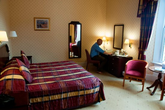 Budock Vean Hotel: Superior room with garden views