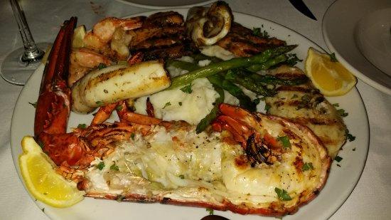 La Locanda Restaurant: grigliata mista x 2