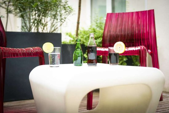 Hotel Magenta 38 by HappyCulture: Terrasse Privative