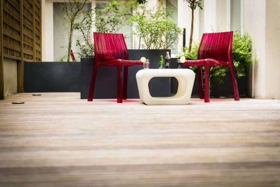 Hotel Magenta 38 by HappyCulture : Terrasse Privative
