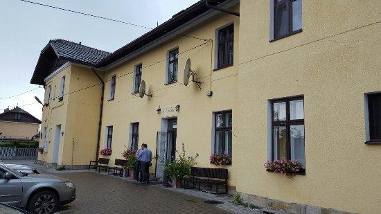 Gorlice, Polonia: Restauracja Stary Dworzec