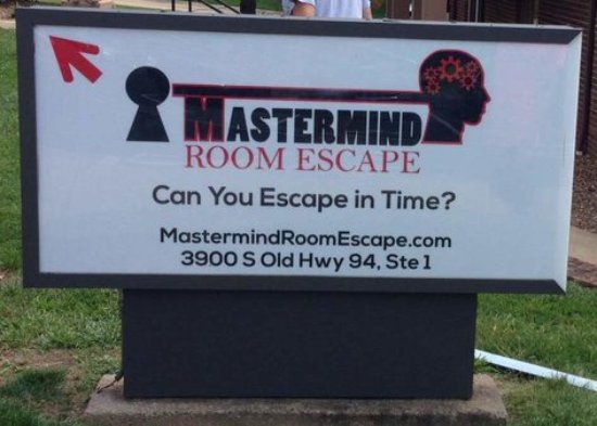 Mastermind Room Escape St Charles St Charles Mo