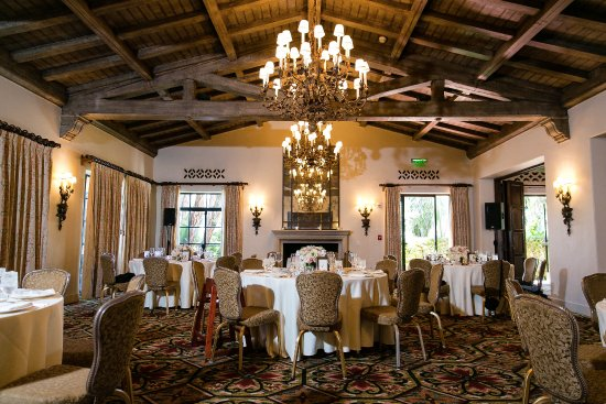 Four Seasons Resort The Biltmore Santa Barbara: El Mar Room