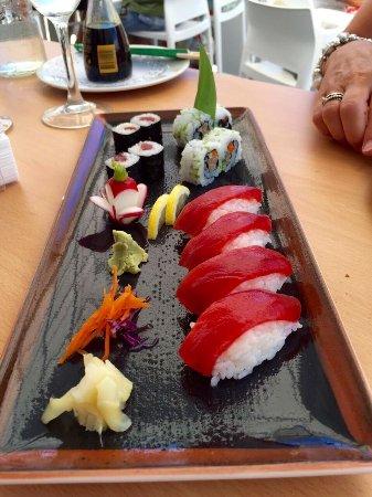 Tuna Sashimi Heaven