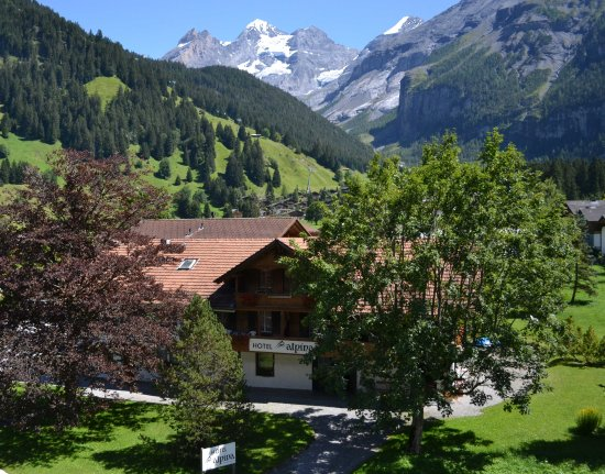 Alpina Hotel: Overview