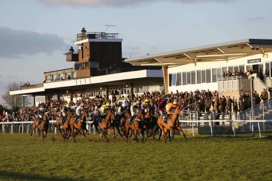 ‪Huntingdon Racecourse‬