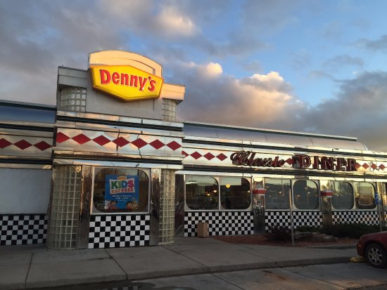 Wonderful Denny's!