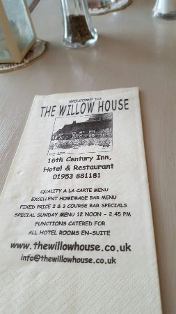 The Willow House: 20160615_140132_large.jpg