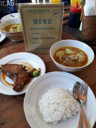 Sup Ikan Mak Beng